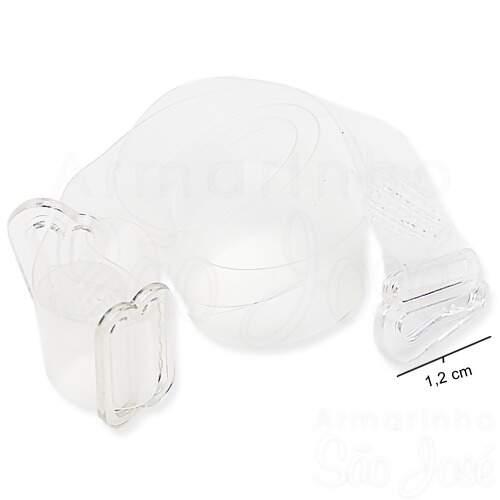 daae685366 Alça De Silicone Para Sutiã com Ganchos de Plástico - Confira Aqui.