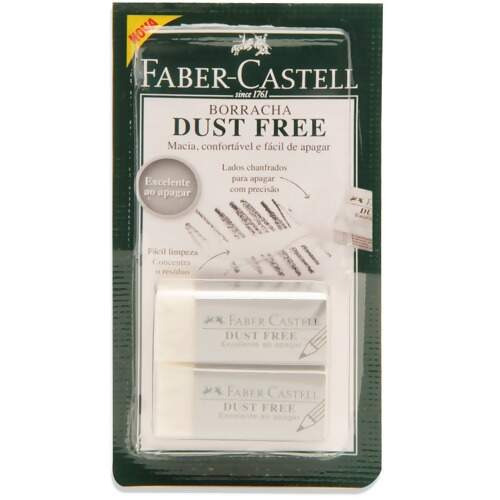Borracha Dust Free SM/187137 Faber-Castell