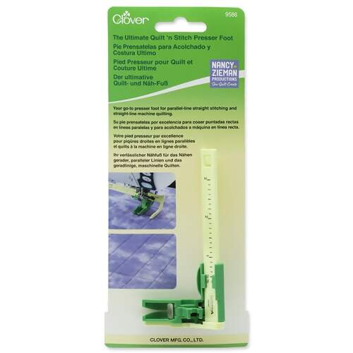 Calcador Ultimate Quilt n Stitch Clover Ref.9586