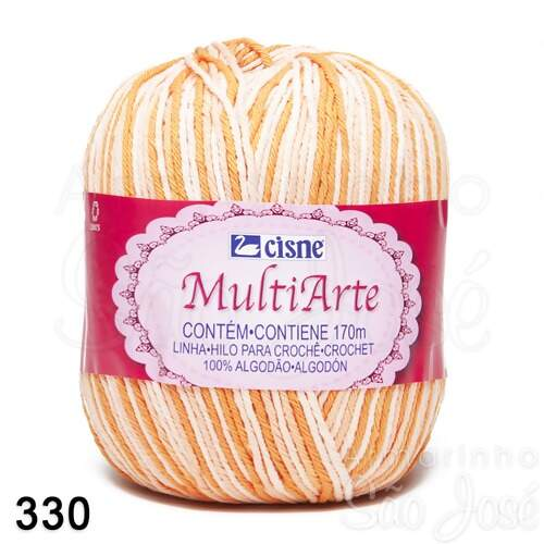 Barbante Cisne MultiArte 150g