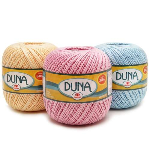Fio Duna Candy Colors 200g