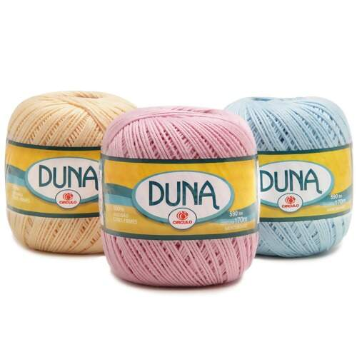 Fio Duna Candy Colors 100g