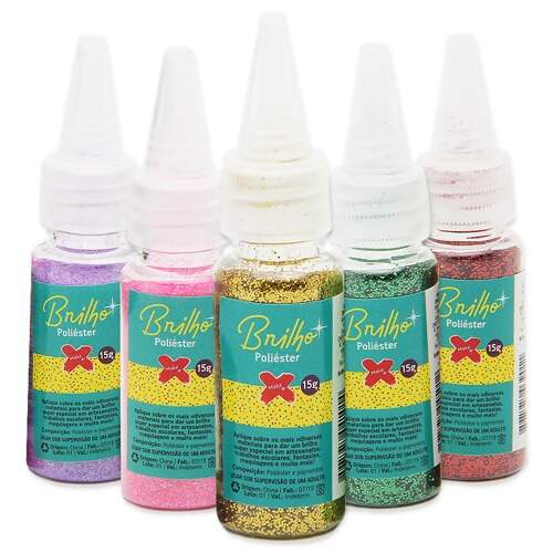 Glitter Brilho Make + 15g