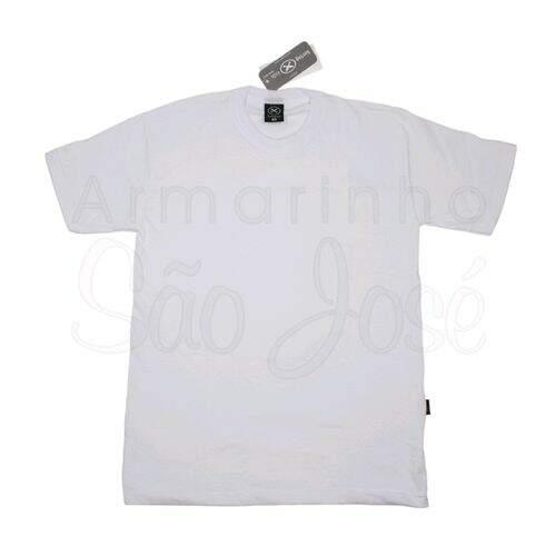 Camiseta Hering Infantil Masculina Branca f273d9227a2