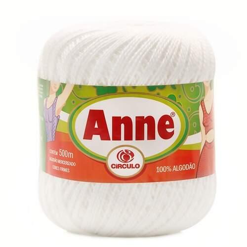 Linha Anne 500 Branca - Melhor Preço  f739429c7c0