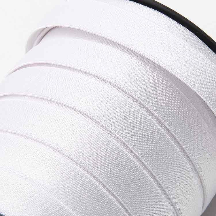 6edaf3b5e55a12 Elástico Jasmim para Alça de Sutiã 13mm Branco | Armarinho São José