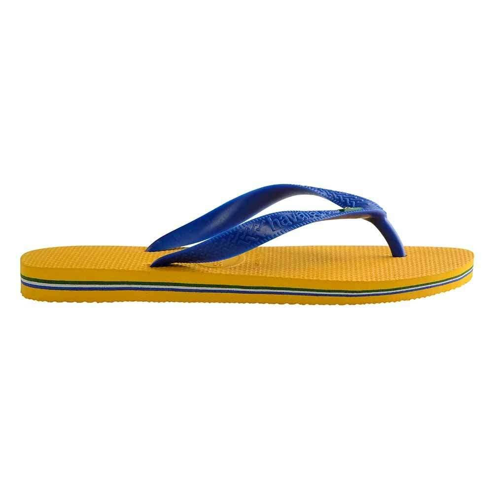 Havaianas top amarela - 3 8