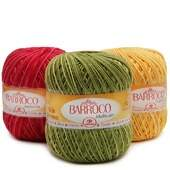 Barbante Barroco Multicolor 400 GR