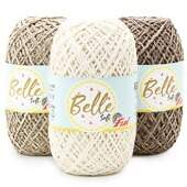 Barbante Belle Soft Fial 250g