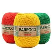 Barbante Barroco MaxColor n� 6 -  200g
