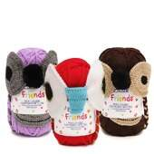 Gorro Cisne Friends - 50g