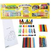 Kit de Colorir Acrilex Ref.40060
