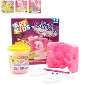 Kit De Massinhas Baby Poney 3D Acrilex 150g