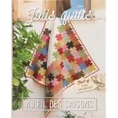 Livro Jolis Quilts Au Fil Des Saisons - Best of Kristel Salgarollo