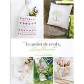 Livro Le Point de Croix Naturellement