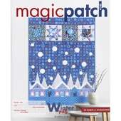 Livro Magic Patch Nº 140 Winter Quilts