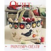 Livro Quilt Country - Printemps Creatif