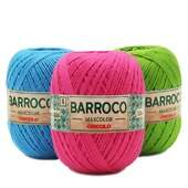 Barbante Barroco MaxColor nº 4 - 200g
