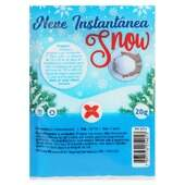 Neve Instantânea Snow Make + com 20g