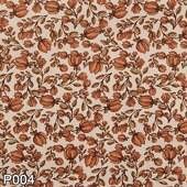 Tecido Patchwork Fuxico Digital P003 Mini Flores 0,50x1,46 mts