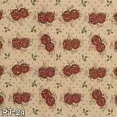 Tecido Patchwork Fuxico RT24 Floral Country 0,50x1,46 mts