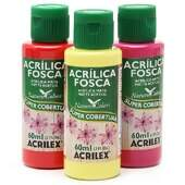 Tinta Acrilex Acrílica Fosca Nature Colors Ref.3560 60ml