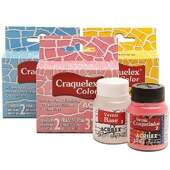 Kit Tinta Acrilex Craquelex Color Ref.17602 37ml - 1 unidade